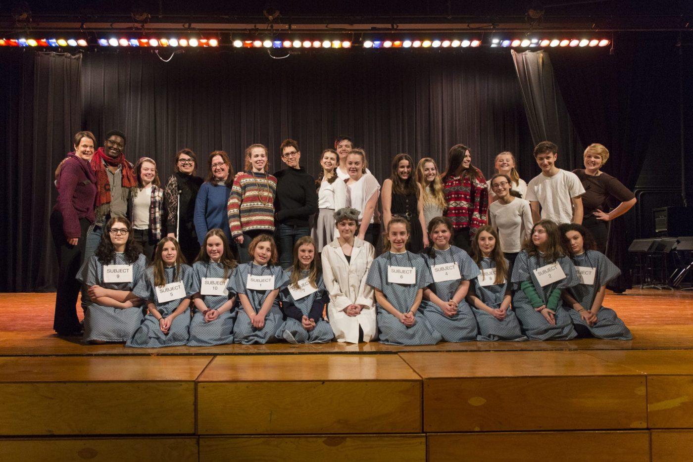 Inside WAM's 2019 In-School Ensemble