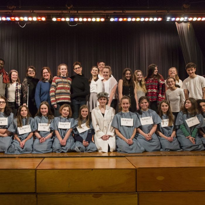 Inside WAM's 2019 In-School Ensemble