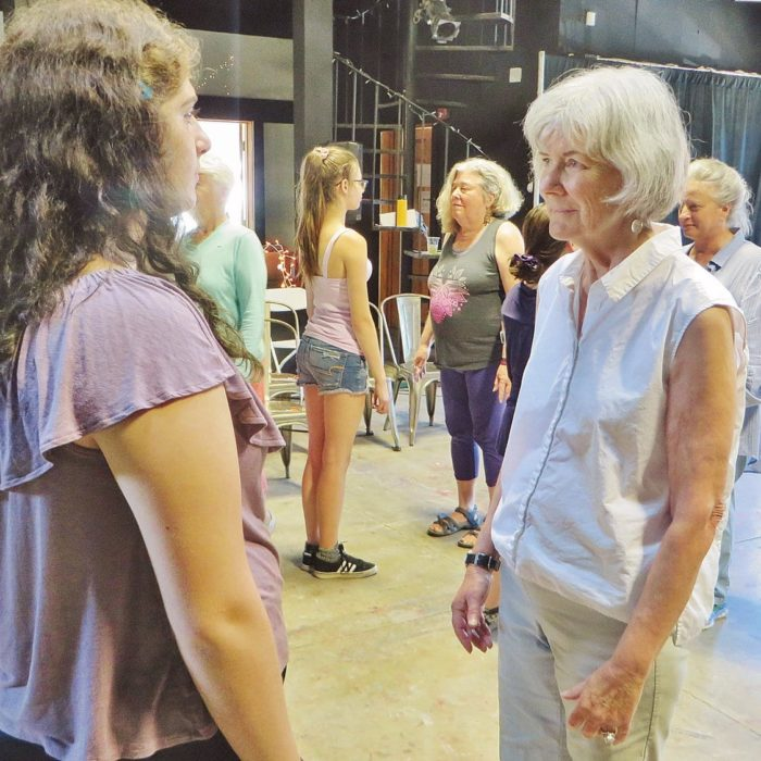 Elders, teens make dreams come true in special WAM Theatre event