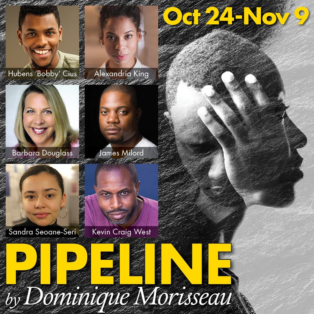 Casting Announced for Fall Mainstage Production of PIPELINE