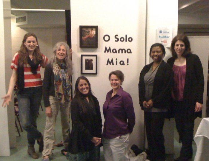 2011 O Solo Mama Mia Beneficiary