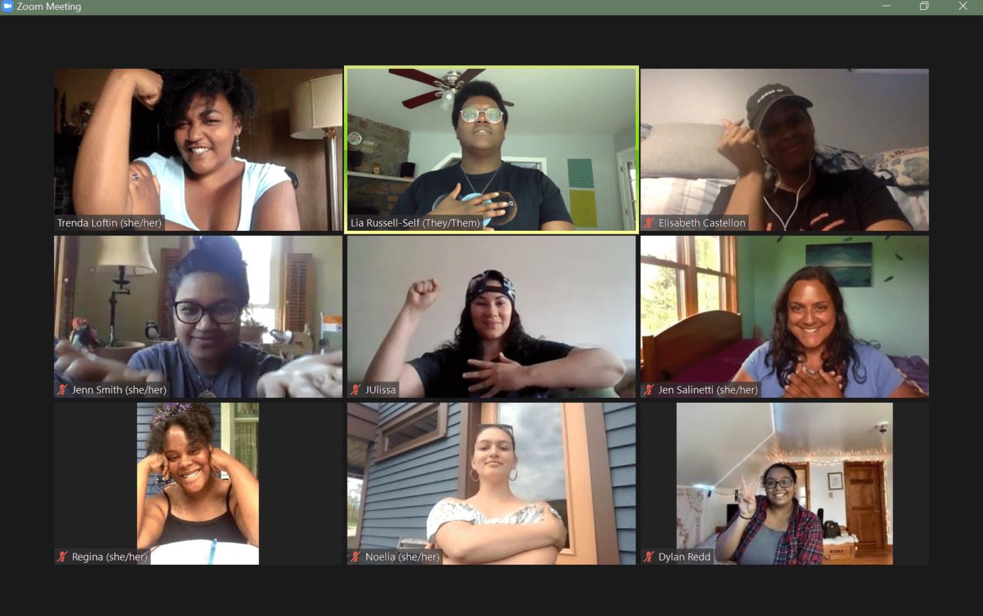 The Suffrage Project: WAM Ensembles Assemble Online