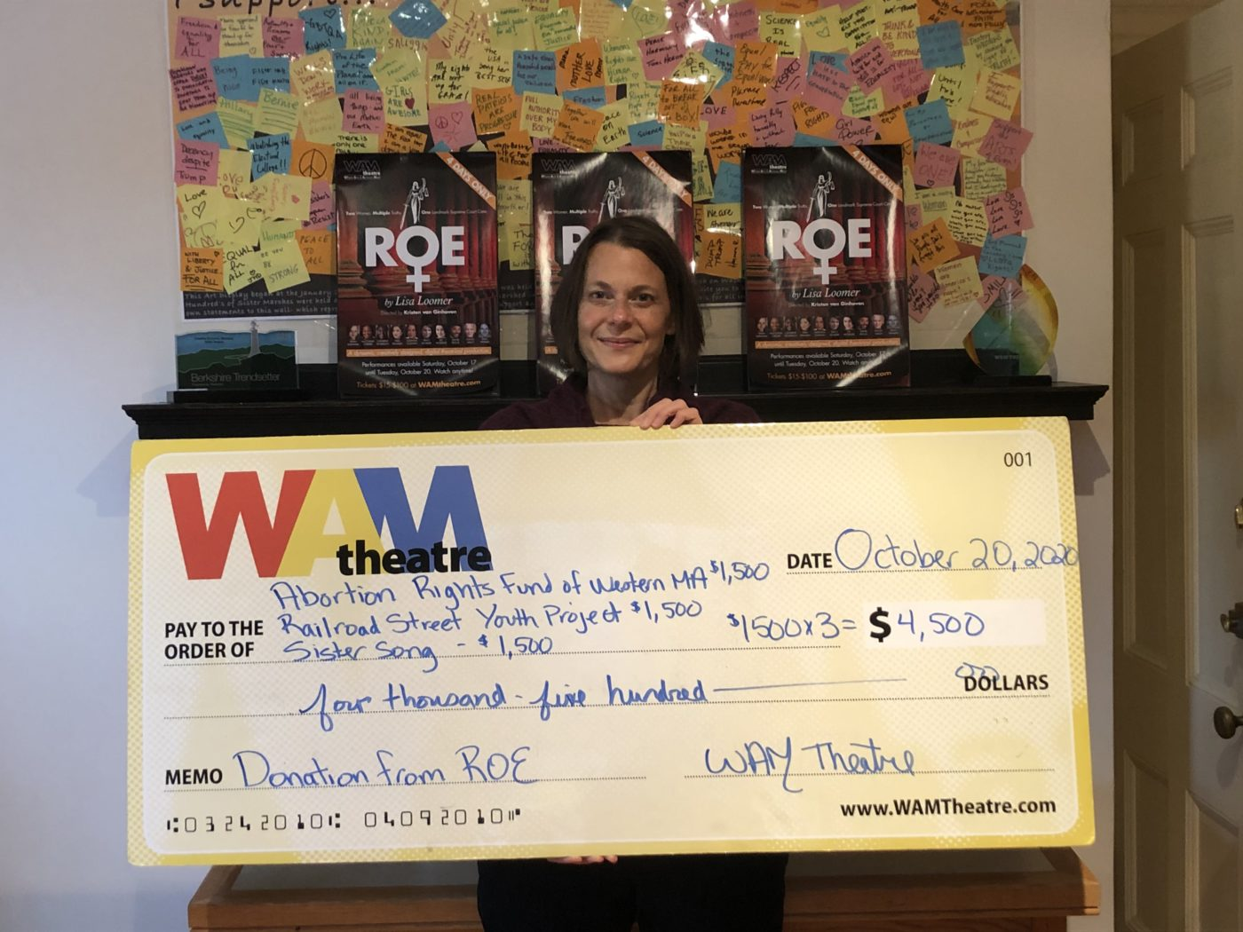WAM Theatre's Digital Production of ROE Viewed by 1,800+