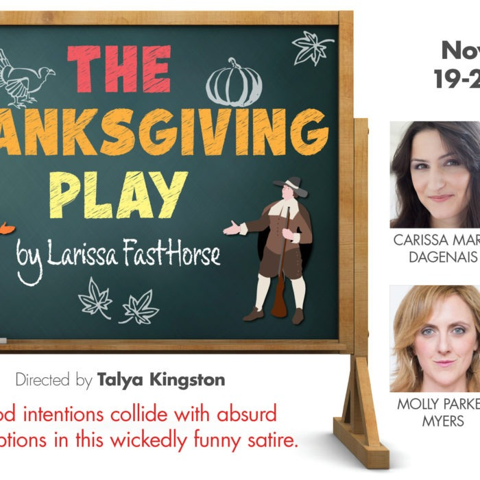 WAM Theatre Announces Cast of THE THANKSGIVING PLAY