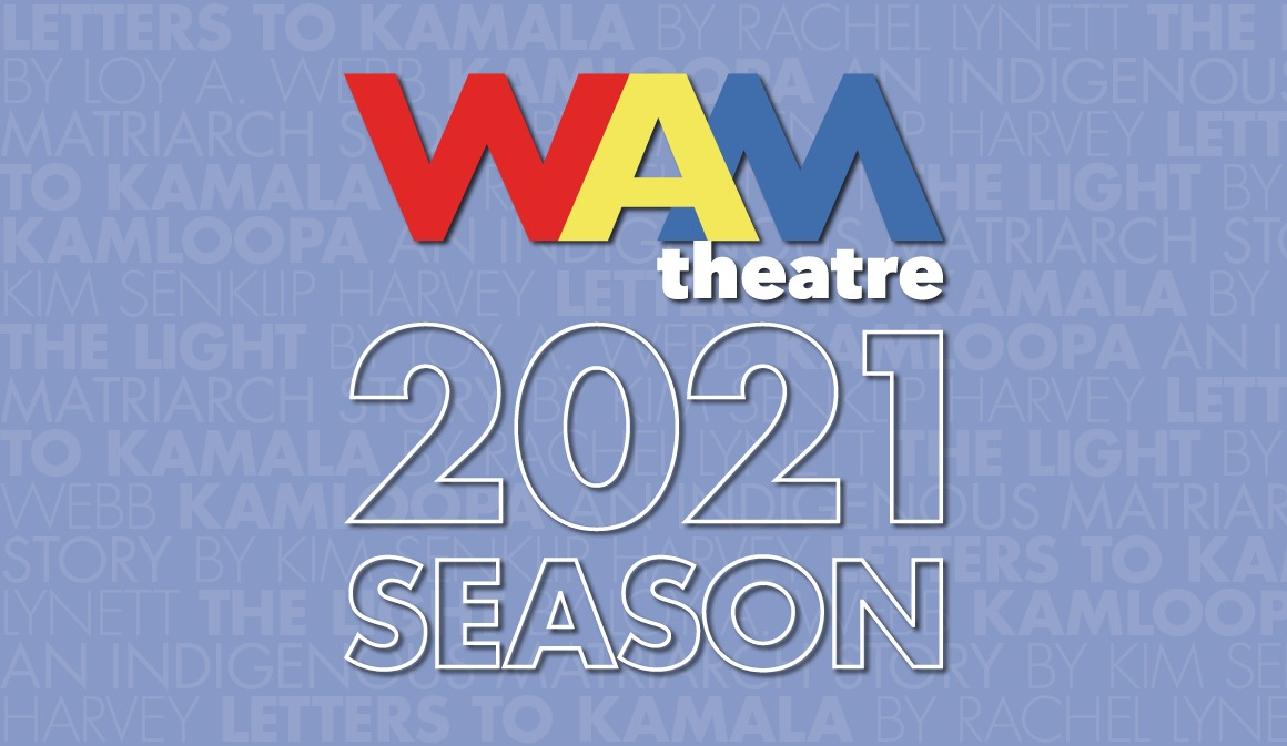 WAM Theatre Announces 2021 Season